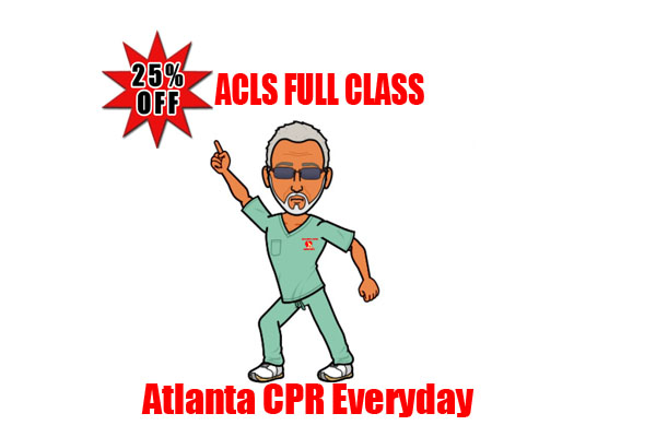 Atlanta CPR Training & Certification