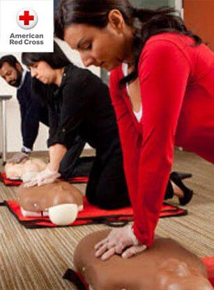 Atlanta CPR Red Cross CPR Class