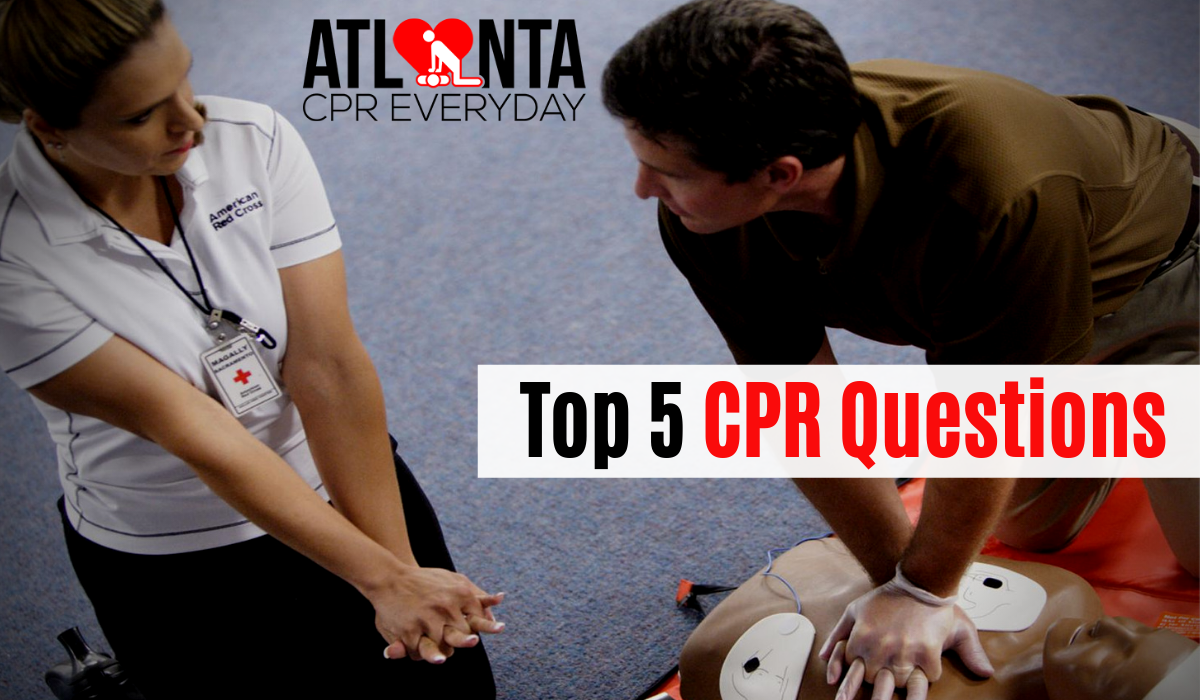 top 5 cpr questions