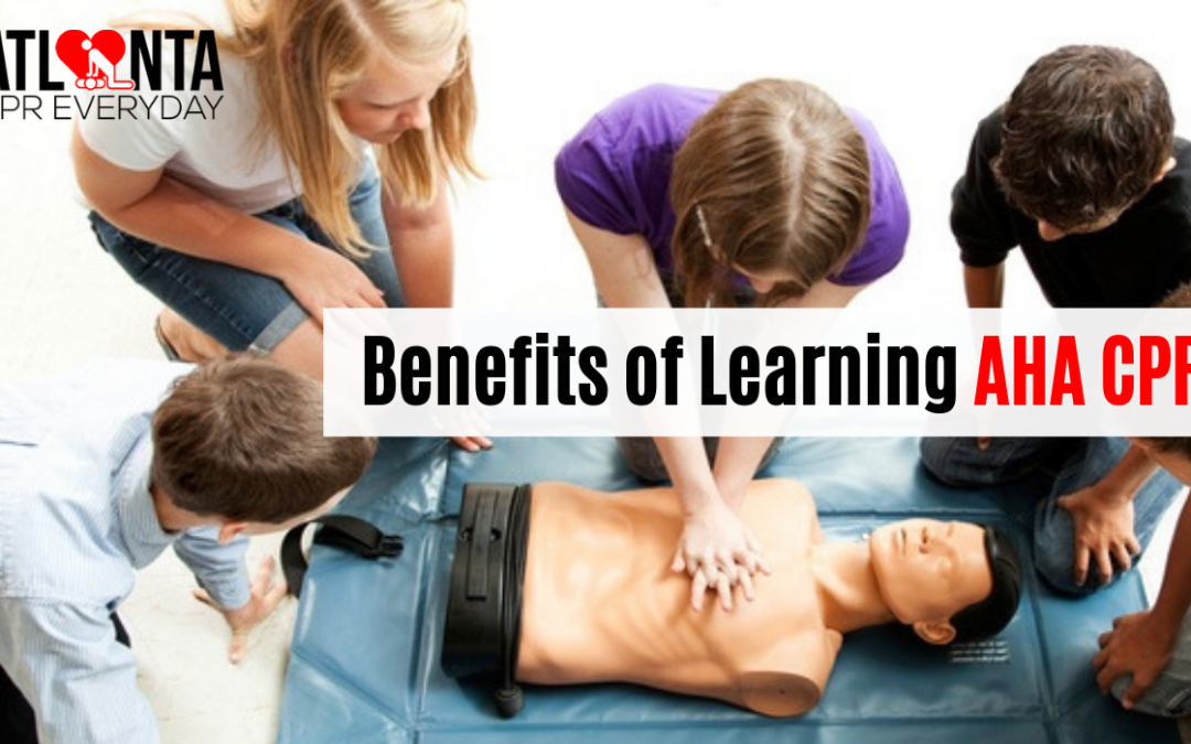 Benefits Of Learning AHA CPR